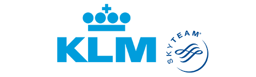 KLM - Royal Dutch Airlines logo