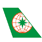 EVA Air tailfin