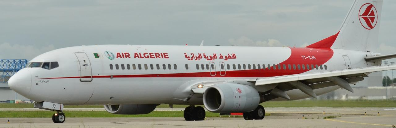 Air Algerie Hero