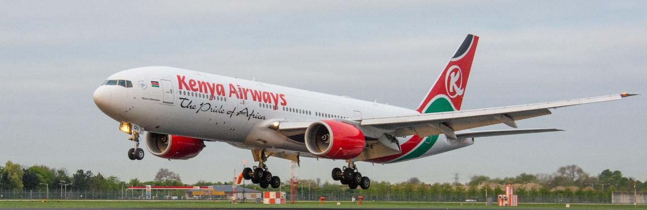 Kenya Airways | Heathrow