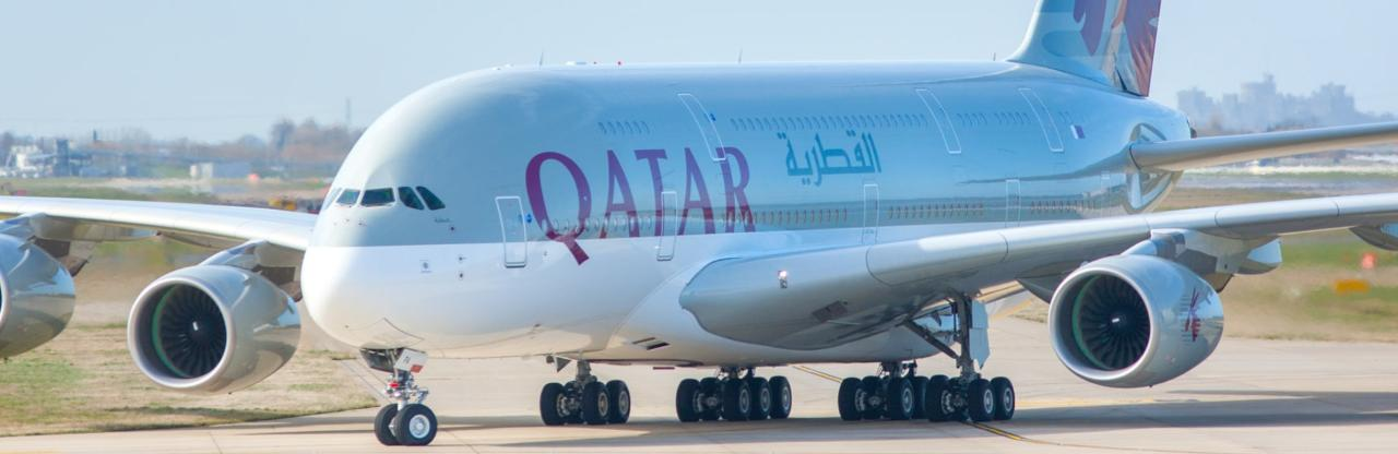 Qatar Airways Hero