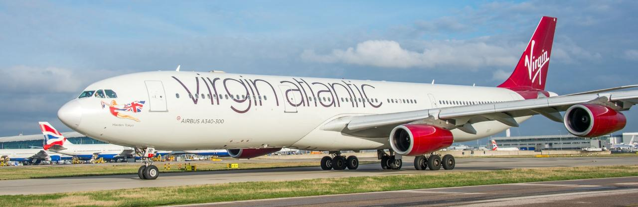 Virgin Atlantic Hero