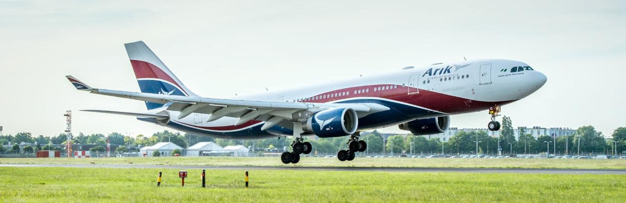 Arik Air Hero