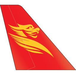 Tianjin Airlines logo