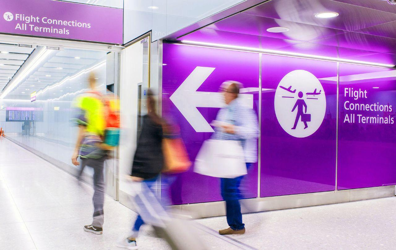 Heathrow connections