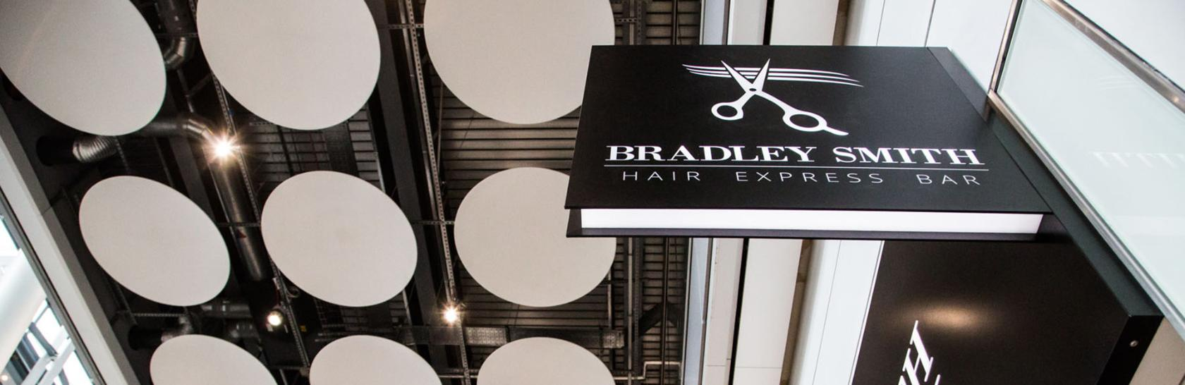 Bradley Smith Hair Express Bar