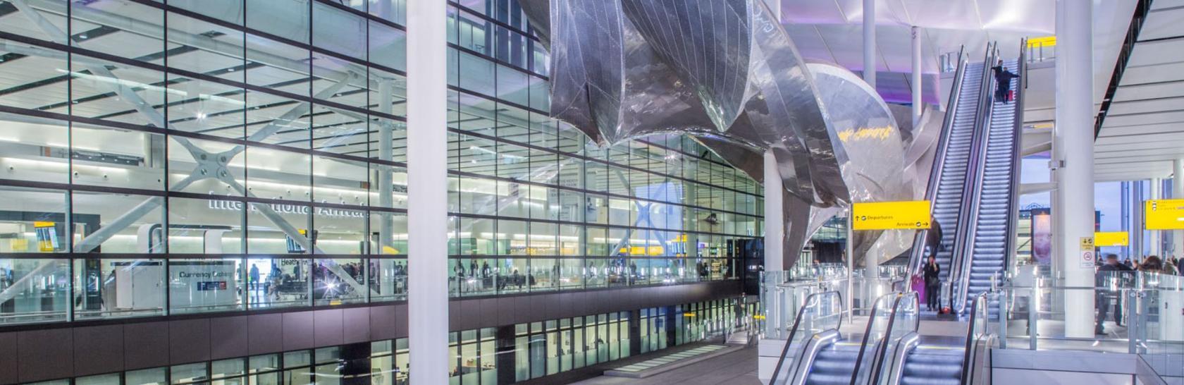 Terminal 2 | Heathrow