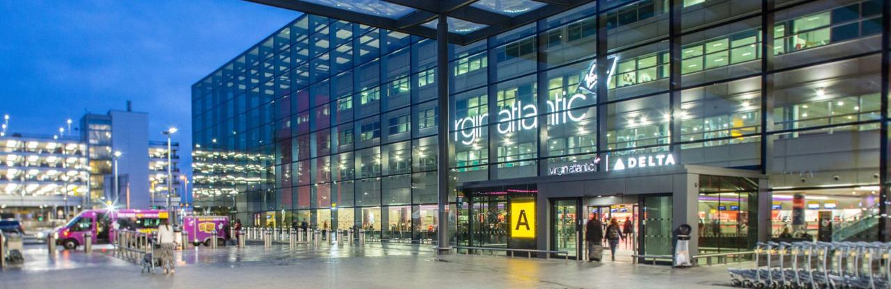 Terminal 3 | Heathrow
