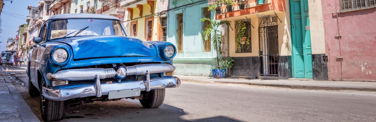 Havana with Virgin Atlantic