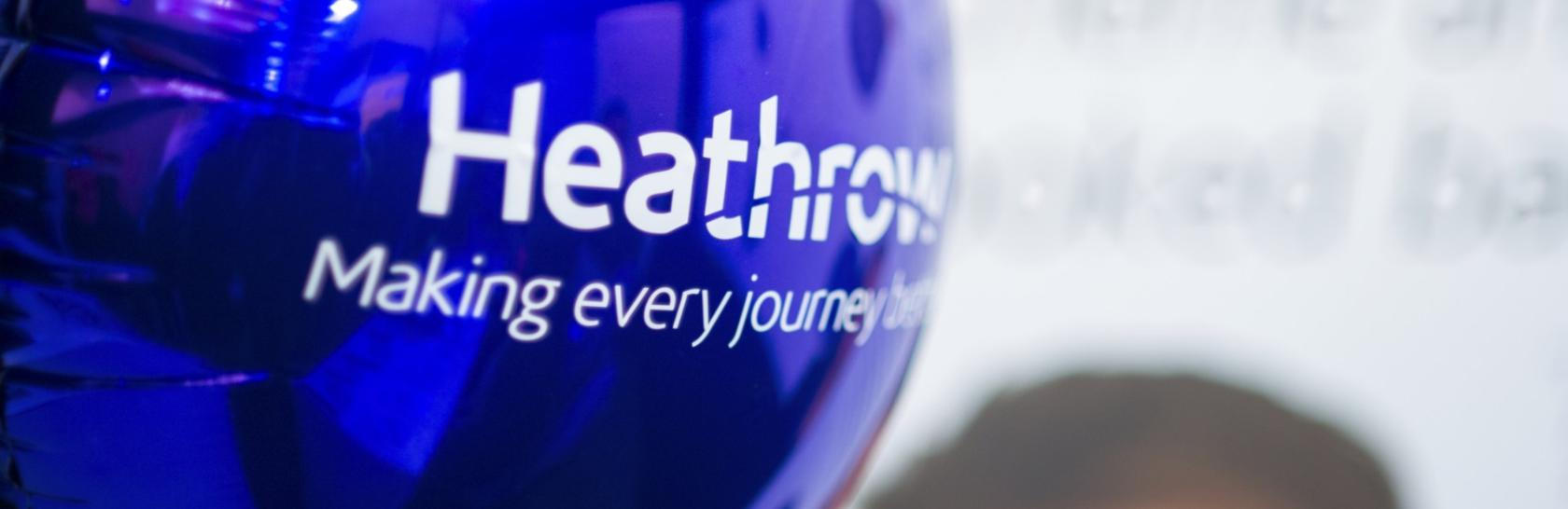 Heathrow balloon