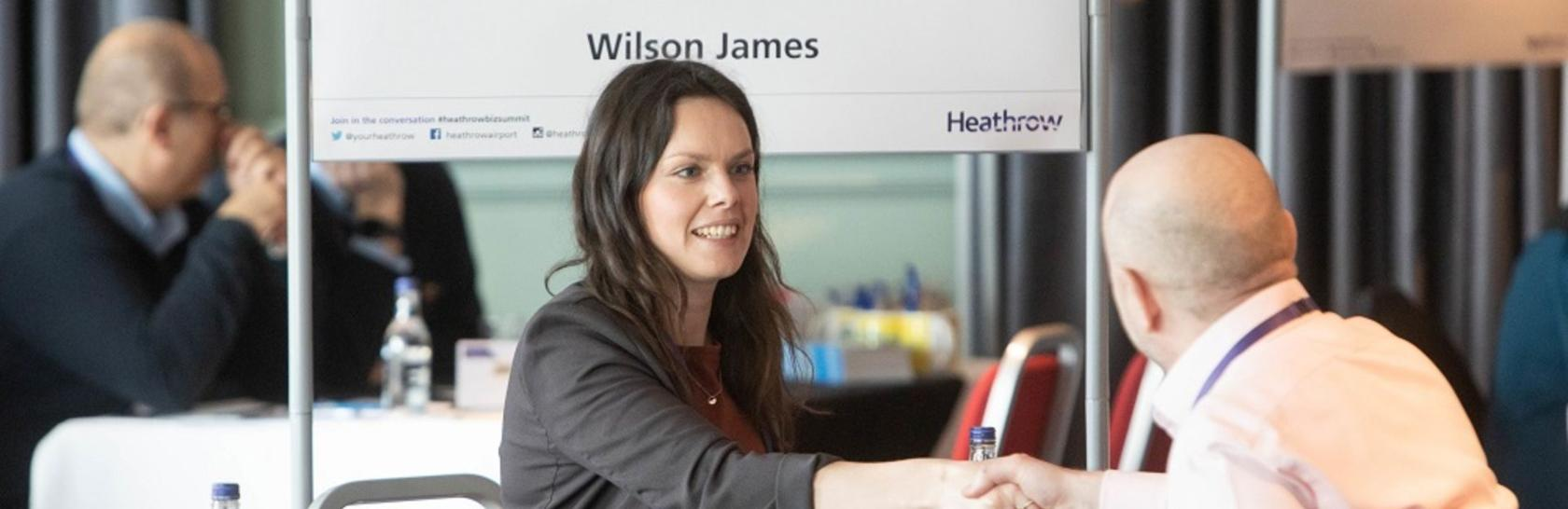 Book your place at the Heathrow Business summit