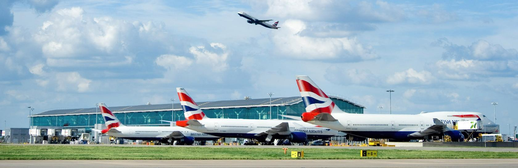 Heathrow first quarter 2020 results