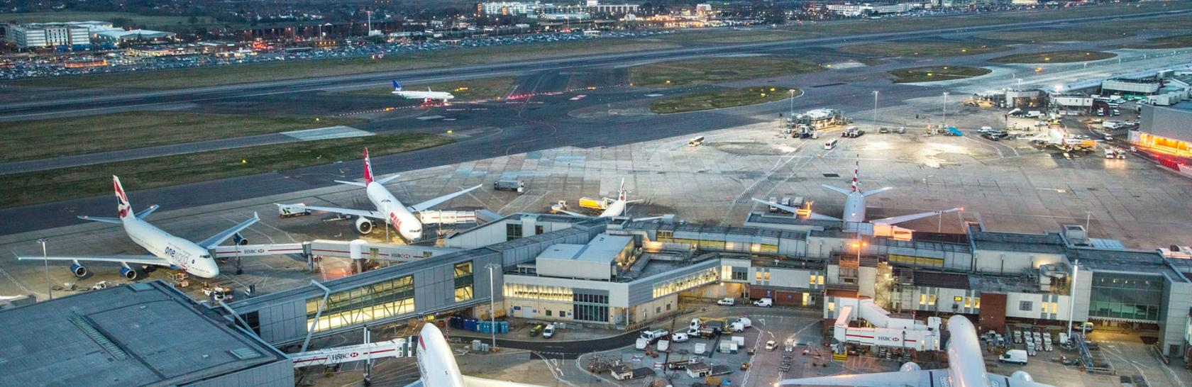 Heathrow lands 9th consecutive year