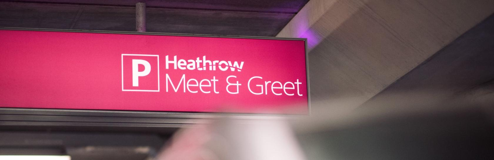 Heathrow best meet and greet